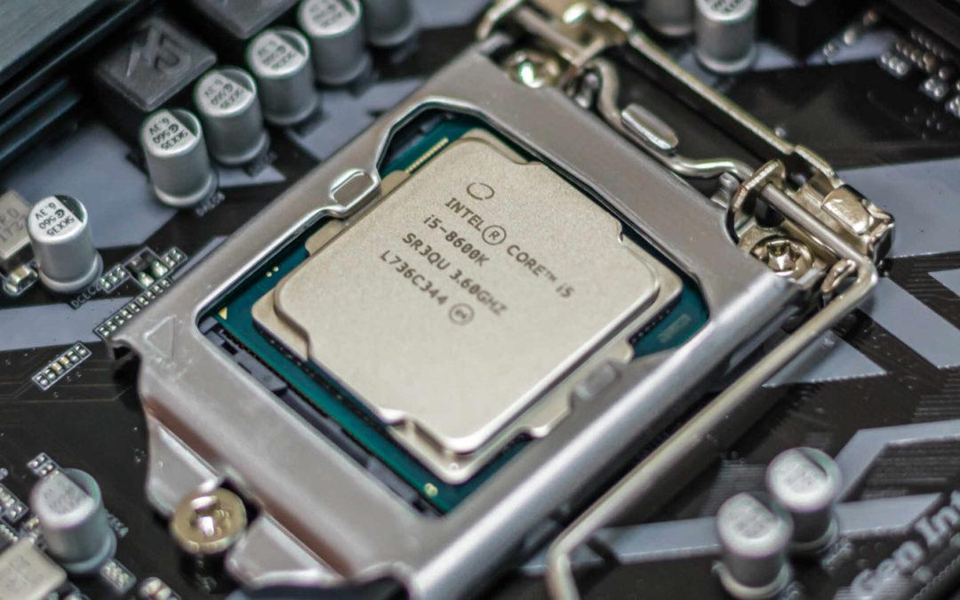 Sicherheitslücke im Prozessor Design