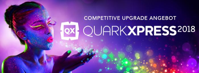 Quark Xpress Competitive UpGrade